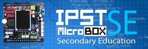 การเขียนโปรแกรมควบคุมหุ่นยนต์ IPST Microbox
